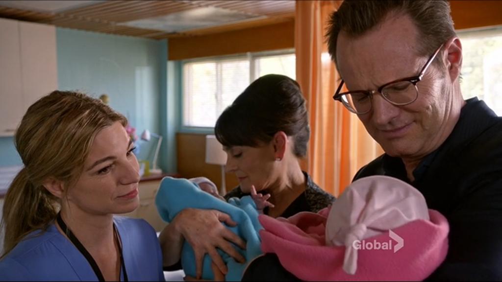Claire's Babies Heroes Reborn